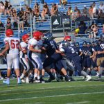 FM Football vs. Mott