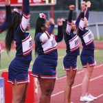 JV Cheer Churchill Game
