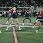 Varsity Cheer Plymouth Game