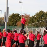 Freshman Cheer 10/19/17 vs Novi