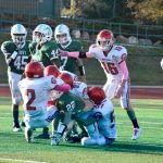 Freshman Football 10/19/17 vs Novi (Part 2)