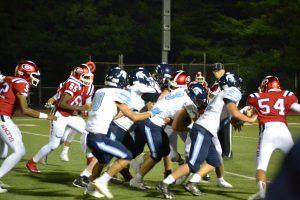 Varsity Football vs Stevenson August 30, 2018 Part 2
