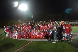 Varsity Football vs Wayne October 12, 2018