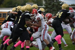 Freshman Football vs Taylor October 11, 2018
