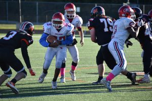 Freshman Football vs Northville October 18, 2018