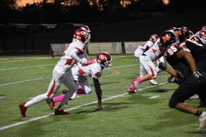 JV Football vs Northville October 18, 2018