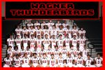 2020 Wagner Varsity Football Team