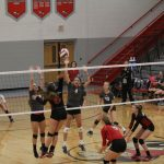 Varsity Volleyball VS. Meade County