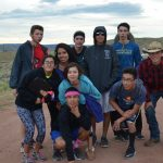 Wildcats take part in the Wild West Relay