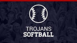 Trojan Softball vs. Strong Rock-08/11/16