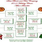 Trojan Basketball-Jones County Holiday Classic-Dec. 28th