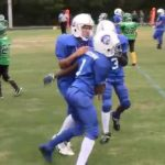 Change in the Lamar County Trojans Youth Football Camp