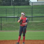 Trojan Softball defeated Spalding-08/25/16