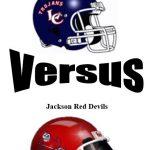 Lamar County vs Jackson 9/2/16