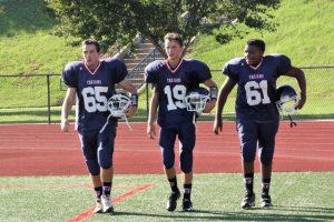 LCMS Football Trojans vs. Henderson-08/20/16