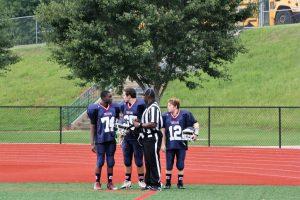 LCMS Football Trojans vs. Fort Valley-08/24/16