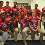 Pictures from 2016 LCHS Trojan Senior players/parents dinner Monday 10/31/16