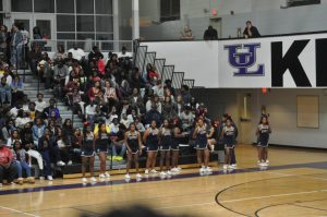 Basketball Trojans @ Upson Lee-11/26/16