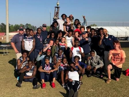 Track teams win region titles!!