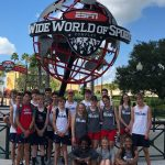 LCXC runs at Disney