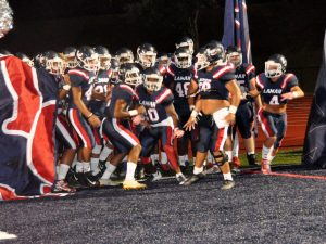 LC Football vs Mt Zion (by Judy Holsclaw)