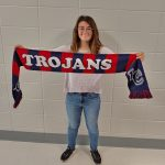 Spirit wear scarves are now available