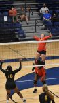 Varsity Volleyball Vs Callaway High School