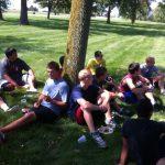 Capac Football Varsity and JV's travel to Oscoda for wins