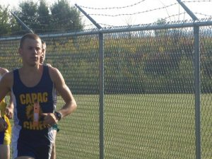 Cross Country- Brown City Invite 8-30