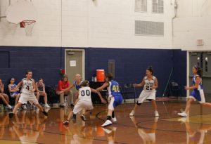 2012 Capac 8th Grade Girls Basketball
