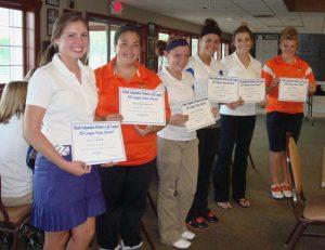 Thumb Independent women's Golf League Tournament