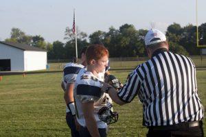 JV Football vs Almont