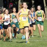 GIRLS CROSS COUNTRY runners named to the TRI-CITY TIMES ALL AREA TEAM