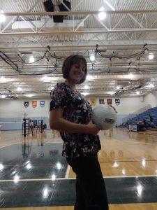 JV Volleyball 2012