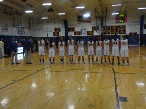 Capac Varsity Basketball vs Yale 2012