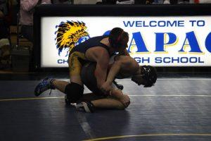 Capac Chiefs Wrestling vs Clio/Brandon