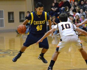 Capac Varsity Basketball