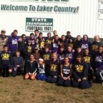 Cross country 1st place at LAKERS