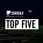 Week 9: Top 5 Plays – Presented by SISU Mouthguards