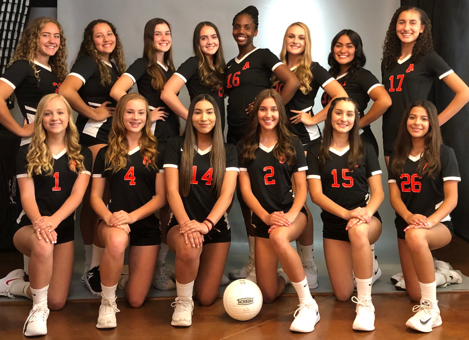 Congratulations Varsity Volleyball