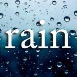 Rainy Day Tuesday 01/09-Update