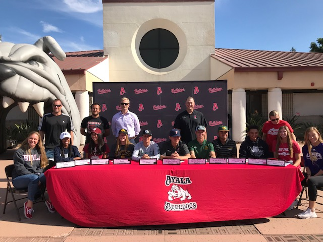 NLI Collegiate Signings