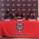 College Signing Day-National Letter of Intent