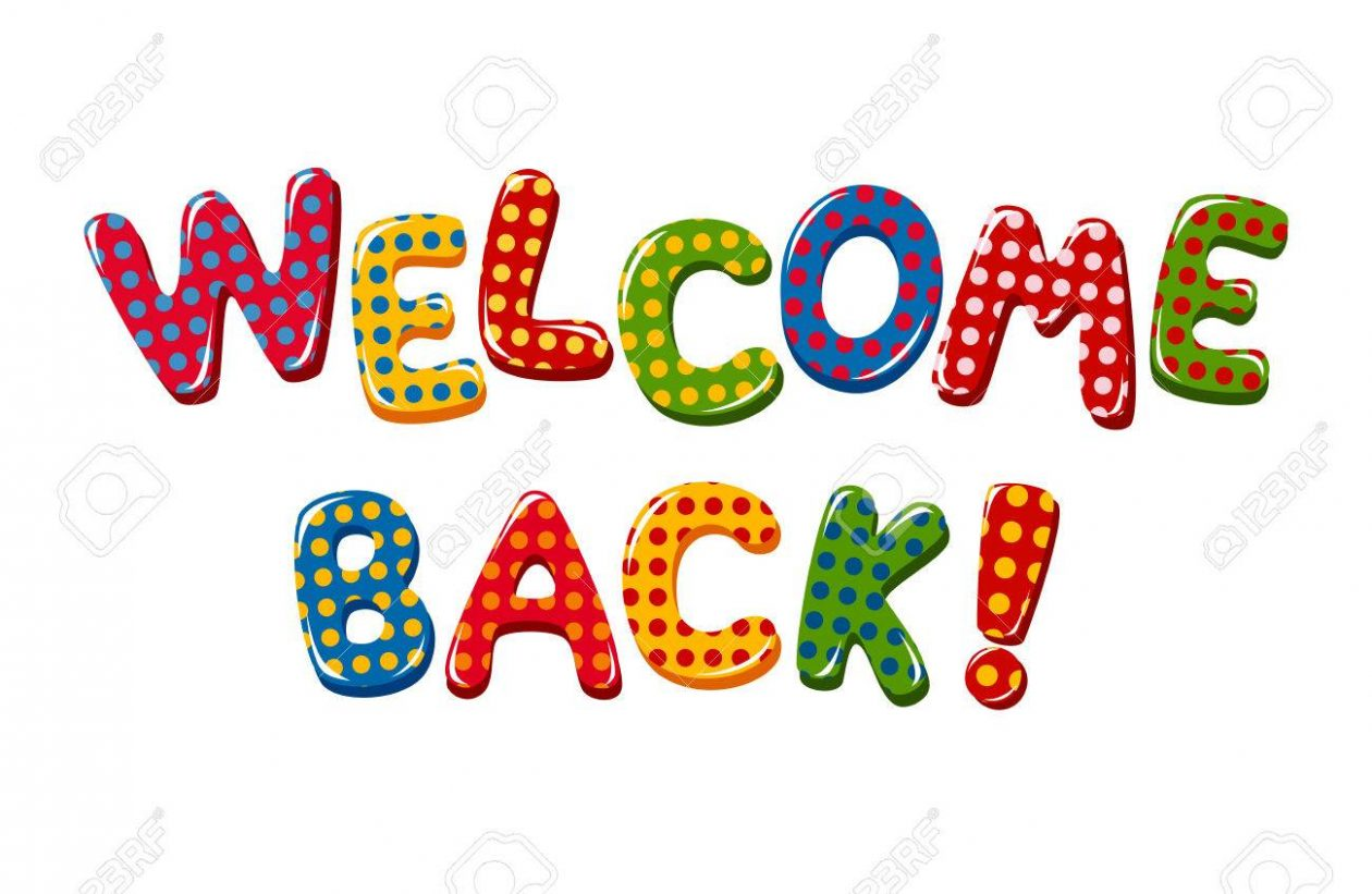 Welcome Back 2019-2020
