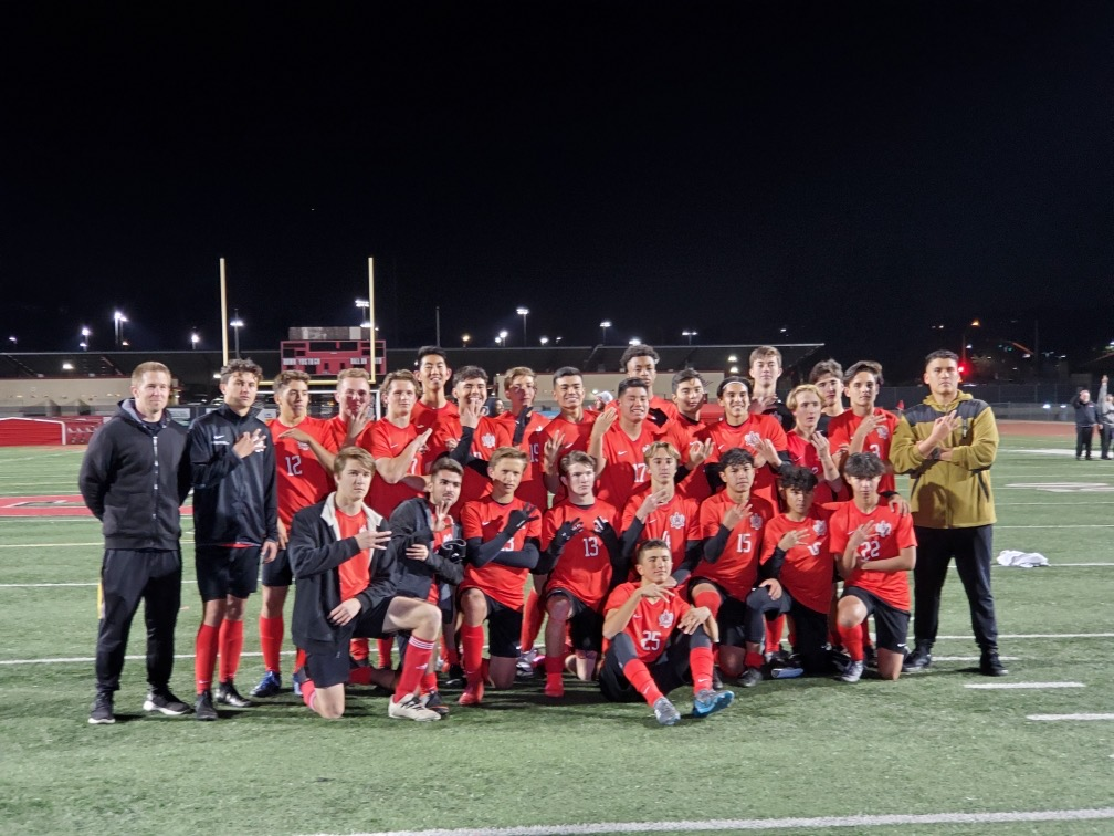 Quarter Finals Boys Soccer