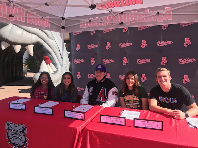 NLI Winter Early Signing