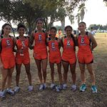 Lady Jaguars Cross-Country takes 5th place