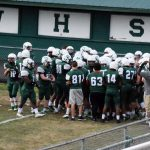 Cougars Scrimmage Vs. Africentric