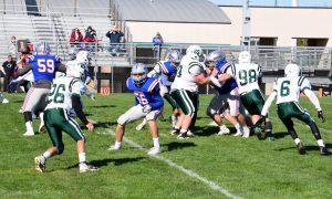Westland vs Marysville 10/11/19