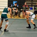 Wrestling Green Vs. White